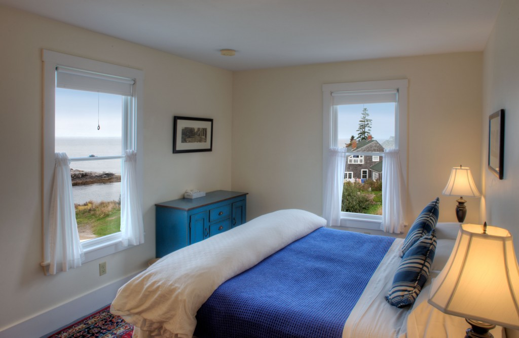Ocean View King room with Private Bath